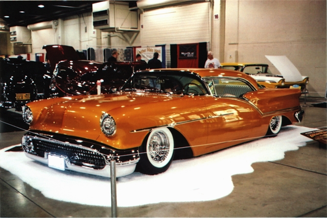 Classic Muscle Cars >> Show Cars - Celebrity Kustoms
