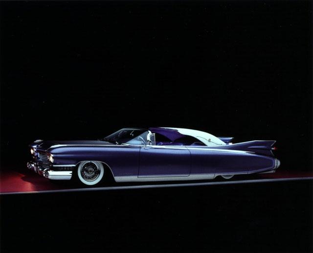 1959 Cadillac Eldorado Elvis